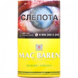 Табак для самокруток Mac Baren - Original Virginia 40 гр